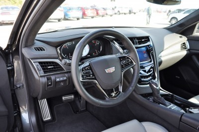 2016 Cadillac CTS-V Interior 13