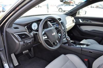 2016 Cadillac CTS-V Interior 14