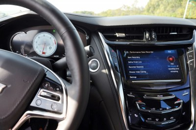 2016 Cadillac CTS-V Interior 2