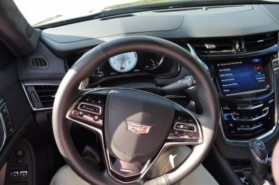 2016 Cadillac CTS-V Interior 4