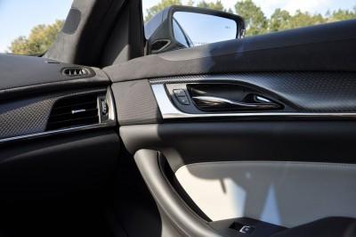 2016 Cadillac CTS-V Interior 7