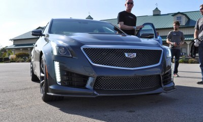 2016 Cadillac CTS-V Phantom Grey and Carbon Package 20