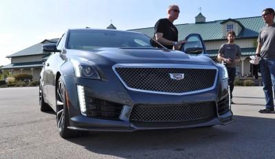 2016 Cadillac CTS-V Phantom Grey and Carbon Package 21