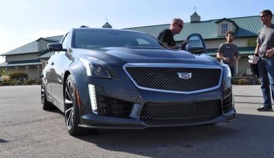2016 Cadillac CTS-V Phantom Grey and Carbon Package 22