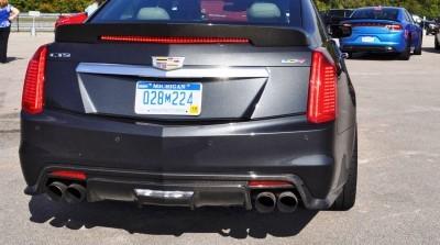 2016 Cadillac CTS-V Phantom Grey and Carbon Package 3