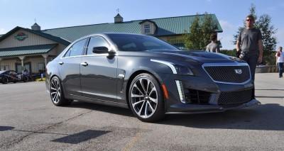 2016 Cadillac CTS-V Phantom Grey and Carbon Package 30