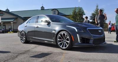 2016 Cadillac CTS-V Phantom Grey and Carbon Package 32