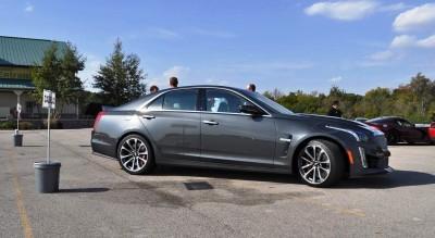 2016 Cadillac CTS-V Phantom Grey and Carbon Package 38
