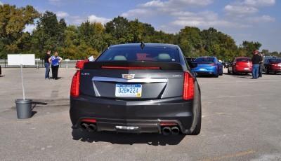 2016 Cadillac CTS-V Phantom Grey and Carbon Package 4