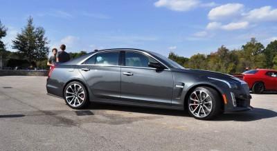 2016 Cadillac CTS-V Phantom Grey and Carbon Package 40