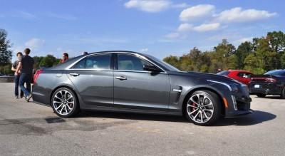 2016 Cadillac CTS-V Phantom Grey and Carbon Package 41