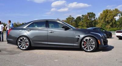 2016 Cadillac CTS-V Phantom Grey and Carbon Package 43
