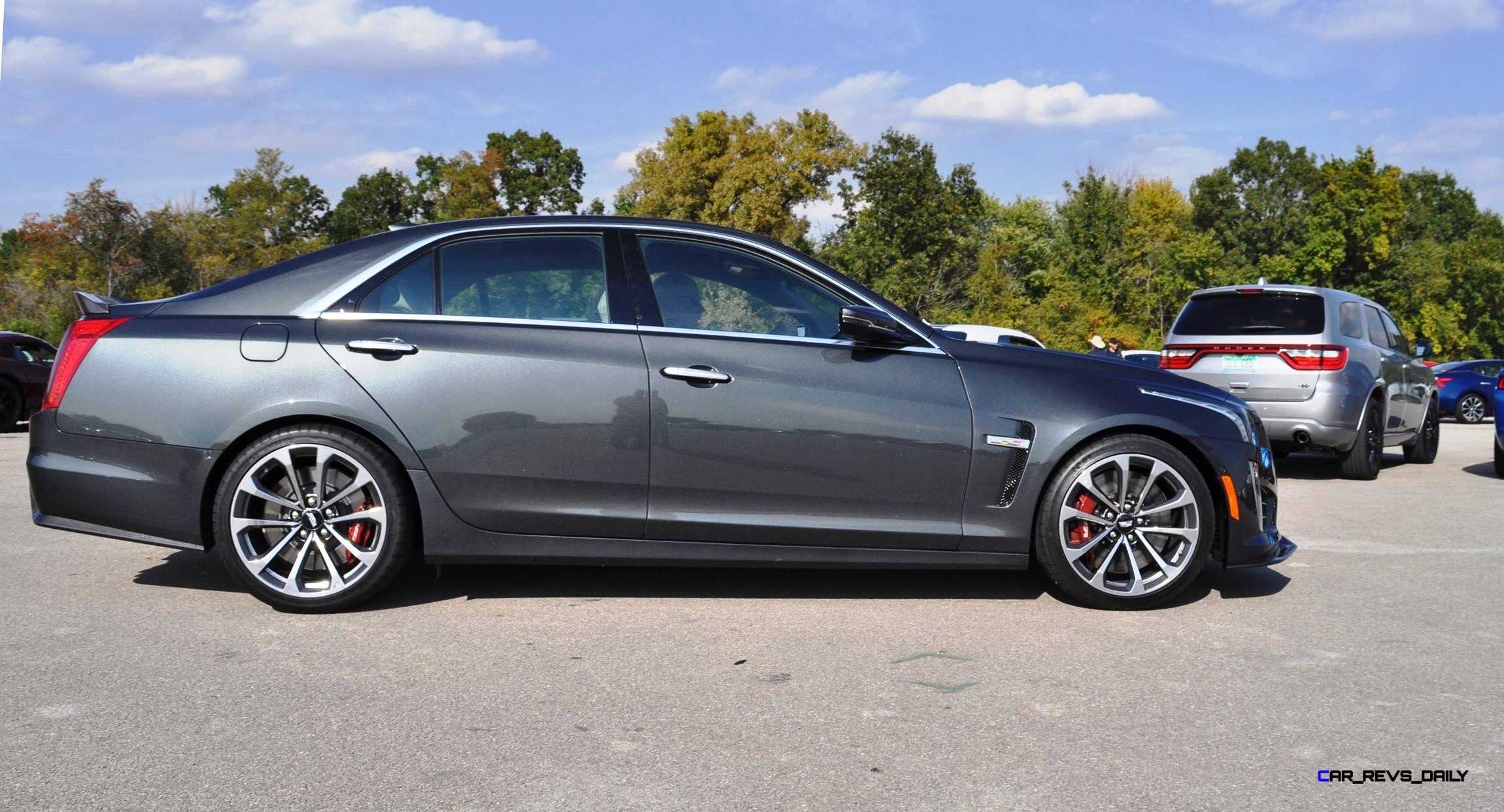 2016 cadillac cts v phantom grey and carbon package 46 car revs. Black Bedroom Furniture Sets. Home Design Ideas