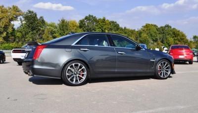 2016 Cadillac CTS-V Phantom Grey and Carbon Package 48