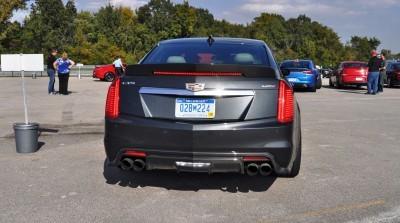 2016 Cadillac CTS-V Phantom Grey and Carbon Package 5