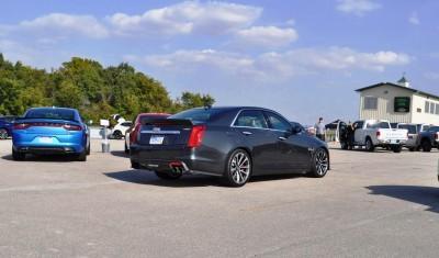 2016 Cadillac CTS-V Phantom Grey and Carbon Package 52