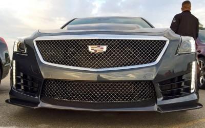 2016 Cadillac CTS-V Phantom Grey and Carbon Package 54