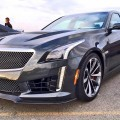 2016 Cadillac CTS-V Phantom Grey and Carbon Package 58