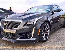 HD Track Drive Review – 2016 Cadillac CTS-V is BOSS – PDR + Exhaust Note Videos