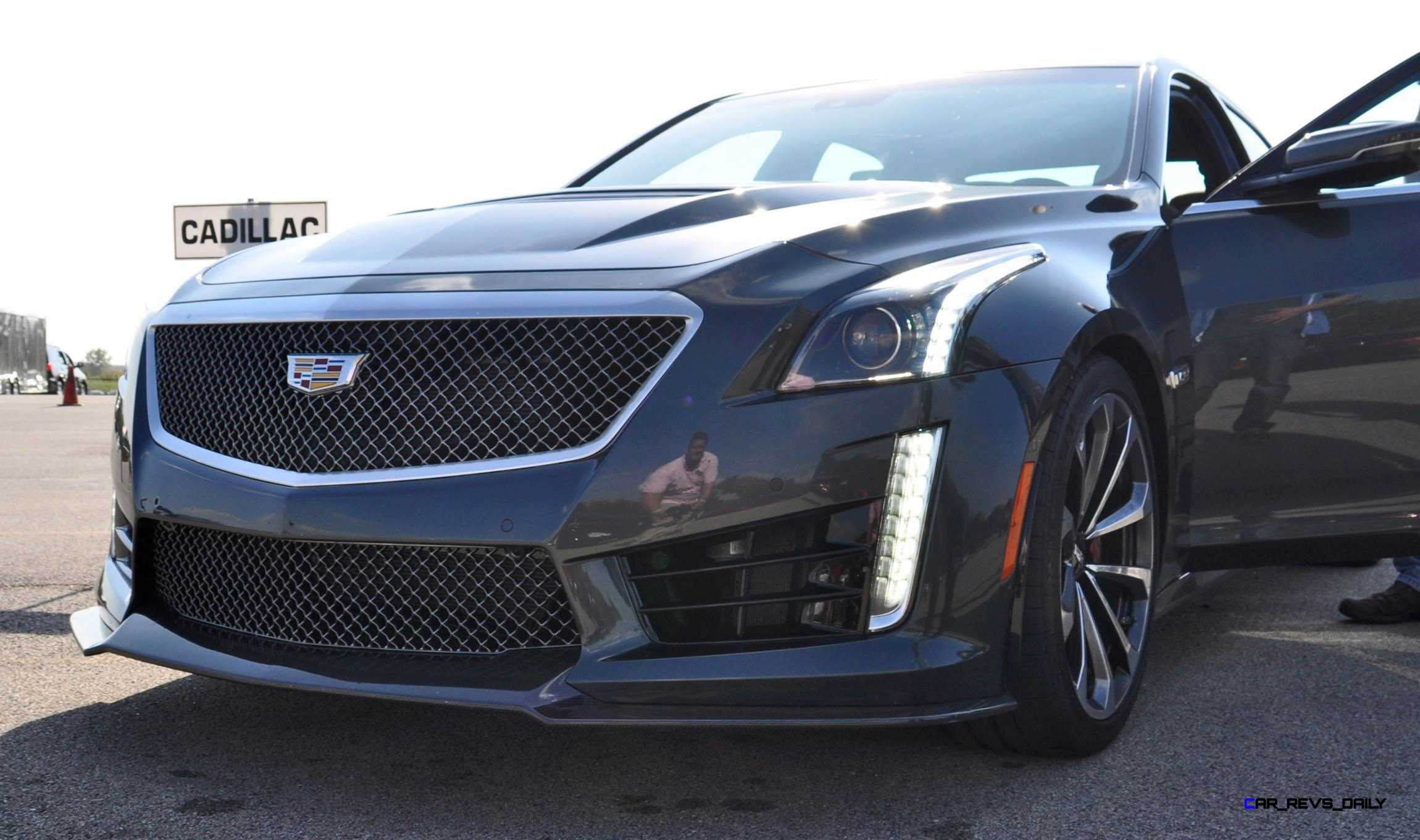 Lastest 2016 Cadillac CTSV Review