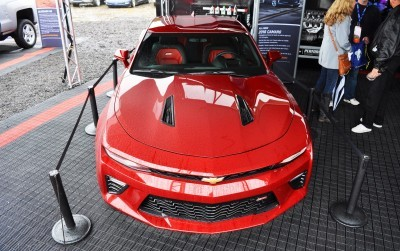 2016 Chevrolet CAMARO SS Shows Chisel-Flow Redesign at Petit Le Mans 11