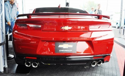 2016 Chevrolet CAMARO SS Shows Chisel-Flow Redesign at Petit Le Mans 18