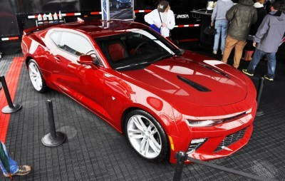 2016 Chevrolet CAMARO SS Shows Chisel-Flow Redesign at Petit Le Mans 26