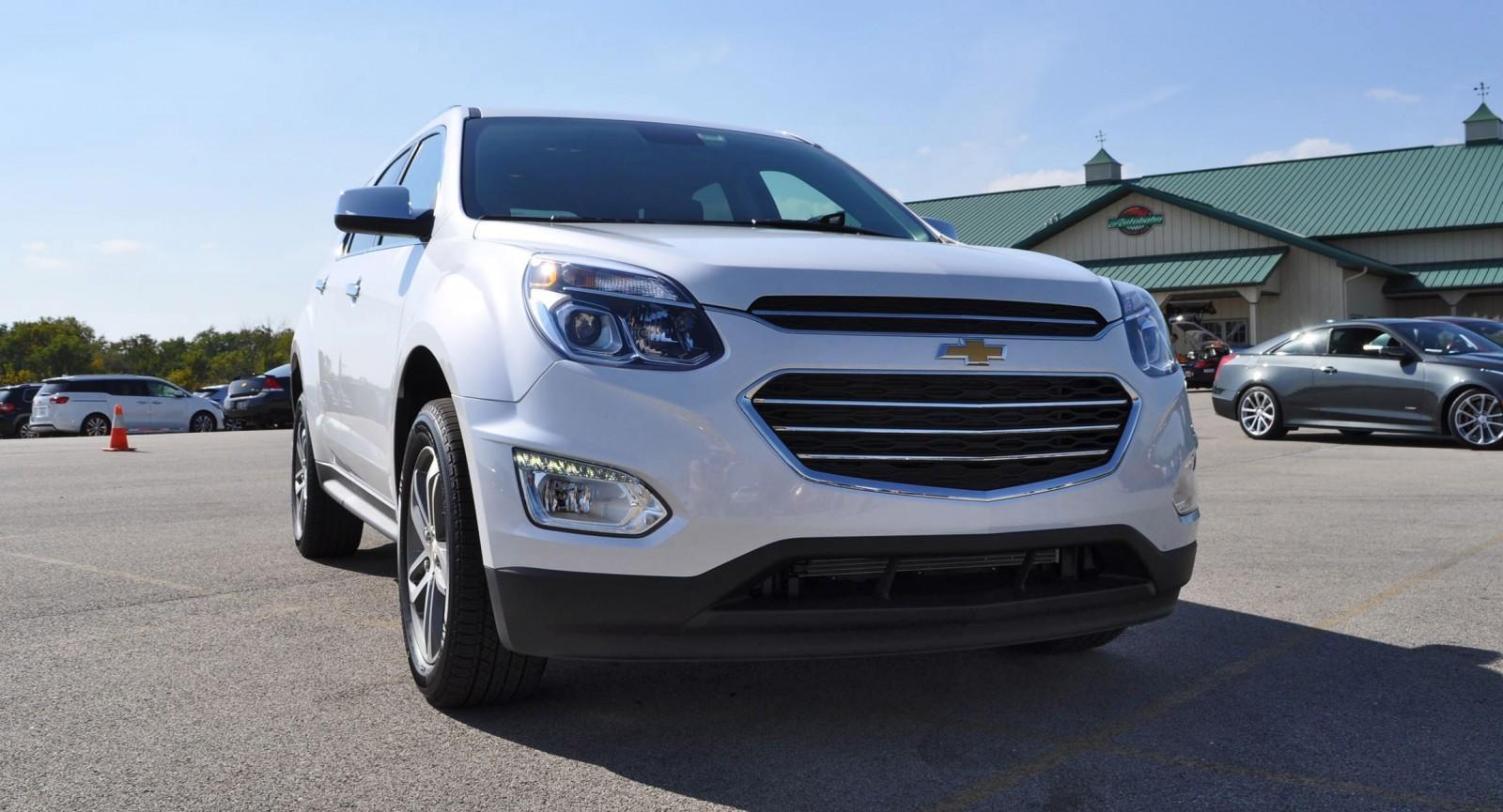 2016 Chevrolet Equinox Ltz >> 2016 Chevrolet EQUINOX