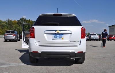 2016 Chevrolet Equinox LTZ 2