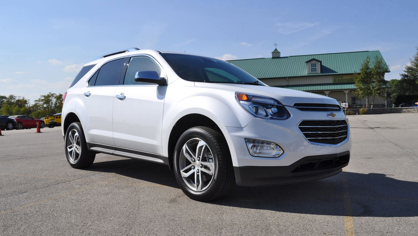 2016 chevrolet equinox. Black Bedroom Furniture Sets. Home Design Ideas