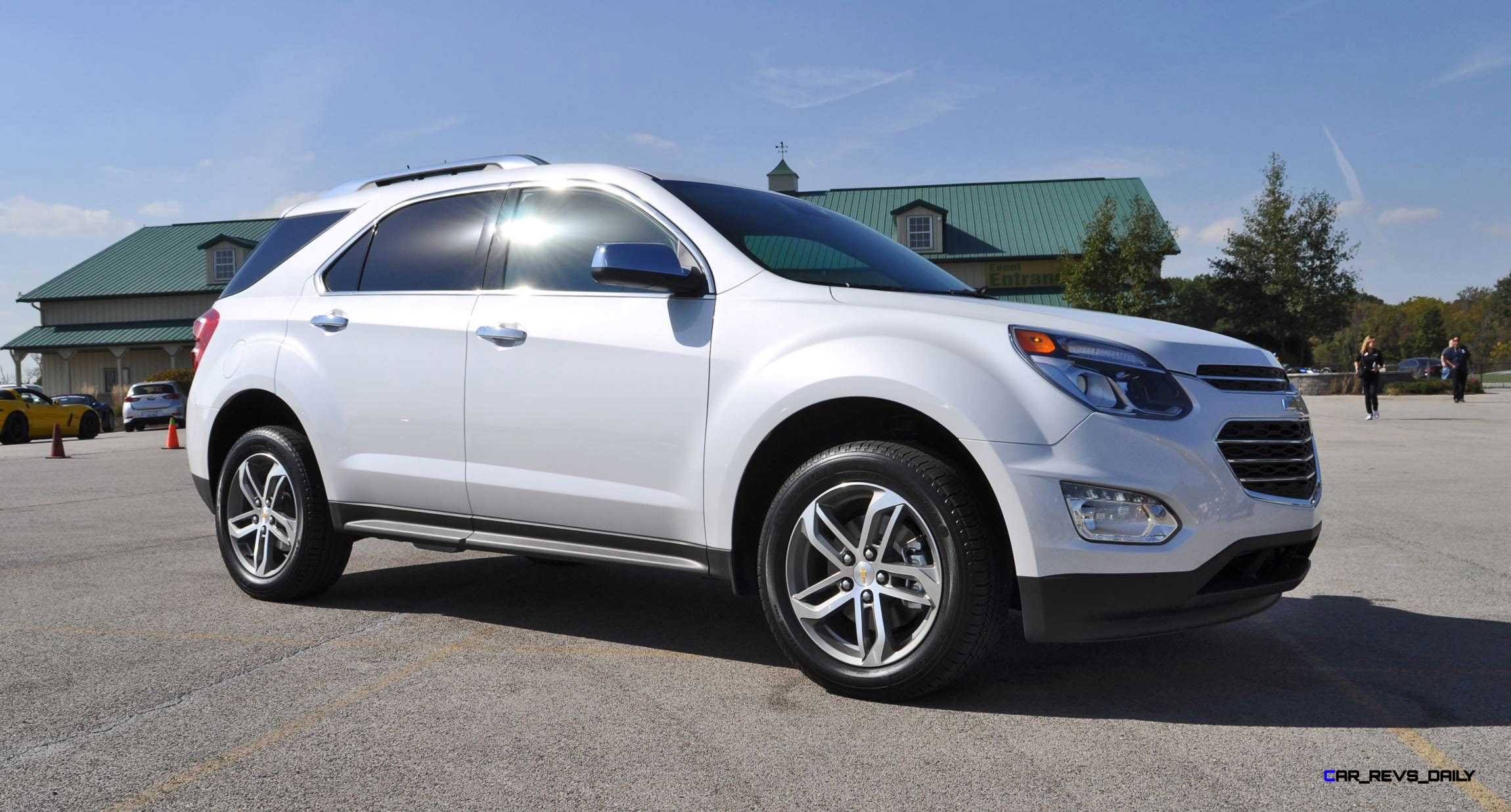 Perfect 2016 Chevrolet EQUINOX  First Look At New LEDs Nose And Interior
