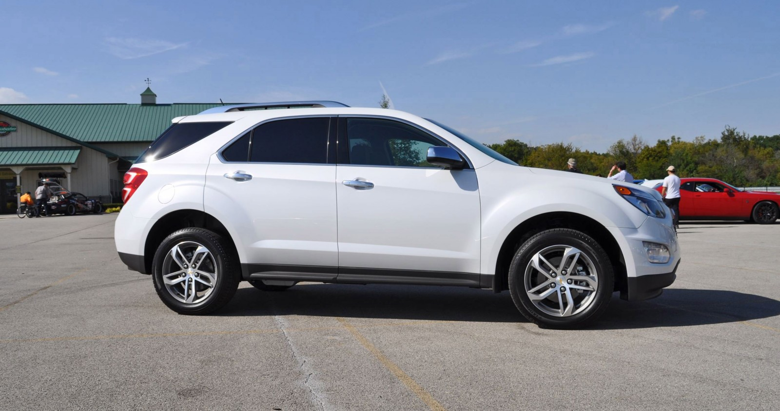 Chevy Equinox 2012 With Ecoboost Autos Post
