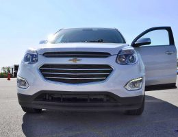 2016 Chevrolet EQUINOX – First Look at New LEDs, Nose and Interior in 50 Photos