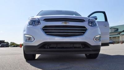 2016 Chevrolet Equinox LTZ 8