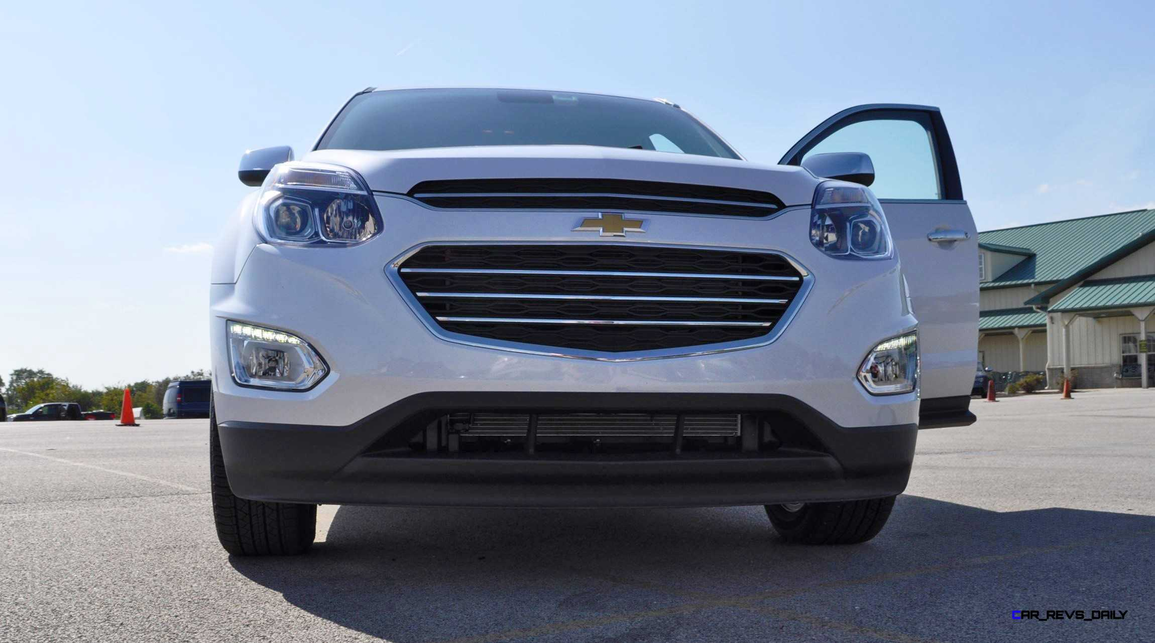 Excellent 2016 Chevrolet EQUINOX  First Look At New LEDs Nose And Interior