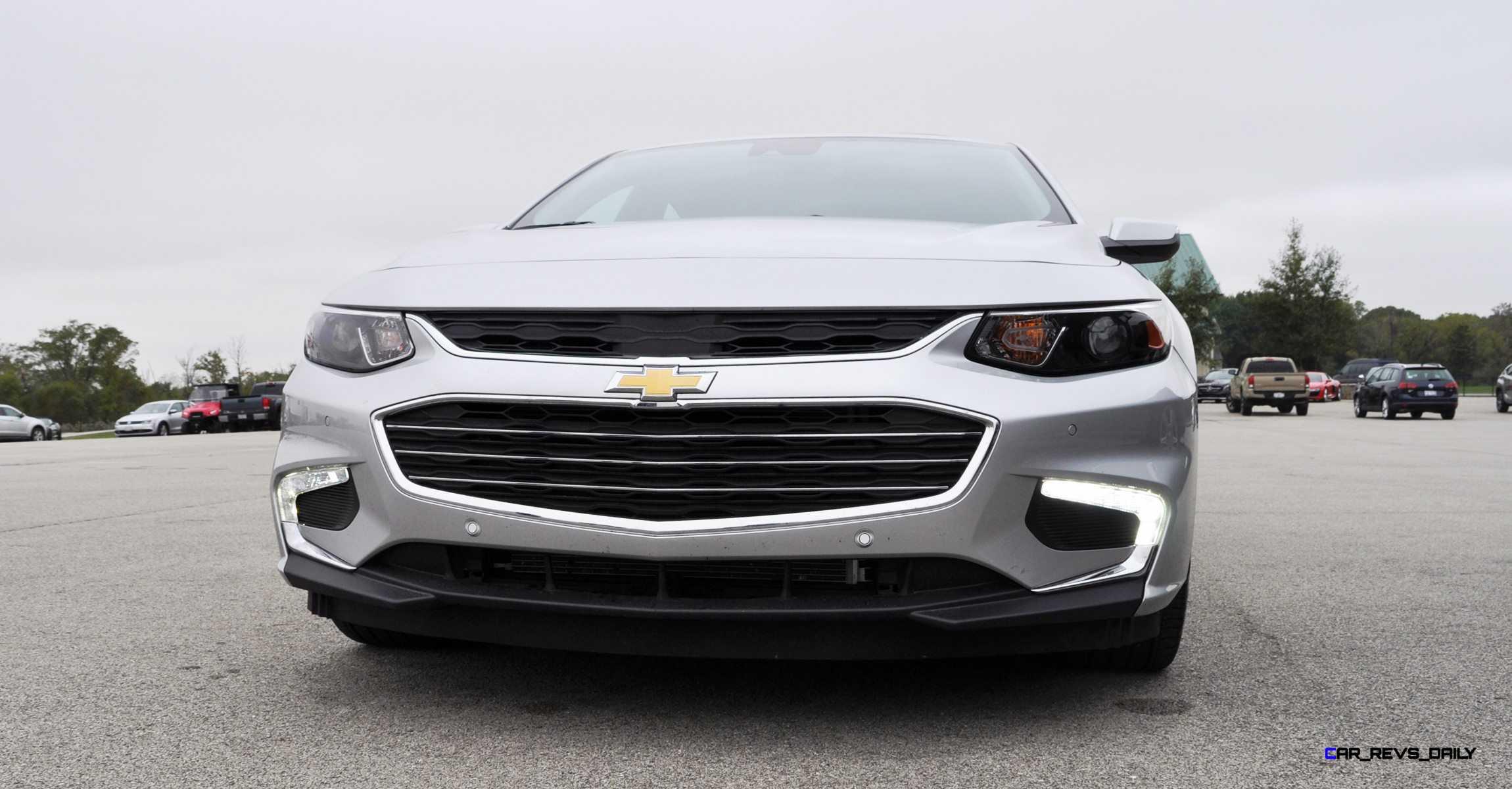 2016 Chevrolet MALIBU 2.0T Premier 20