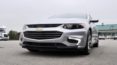 2016 Chevrolet MALIBU 2.0T Premier 21