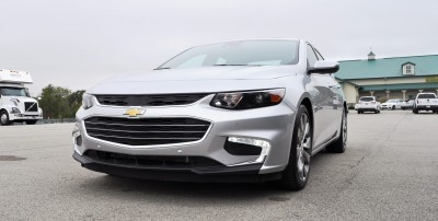 2016 Chevrolet MALIBU 2.0T Premier 22
