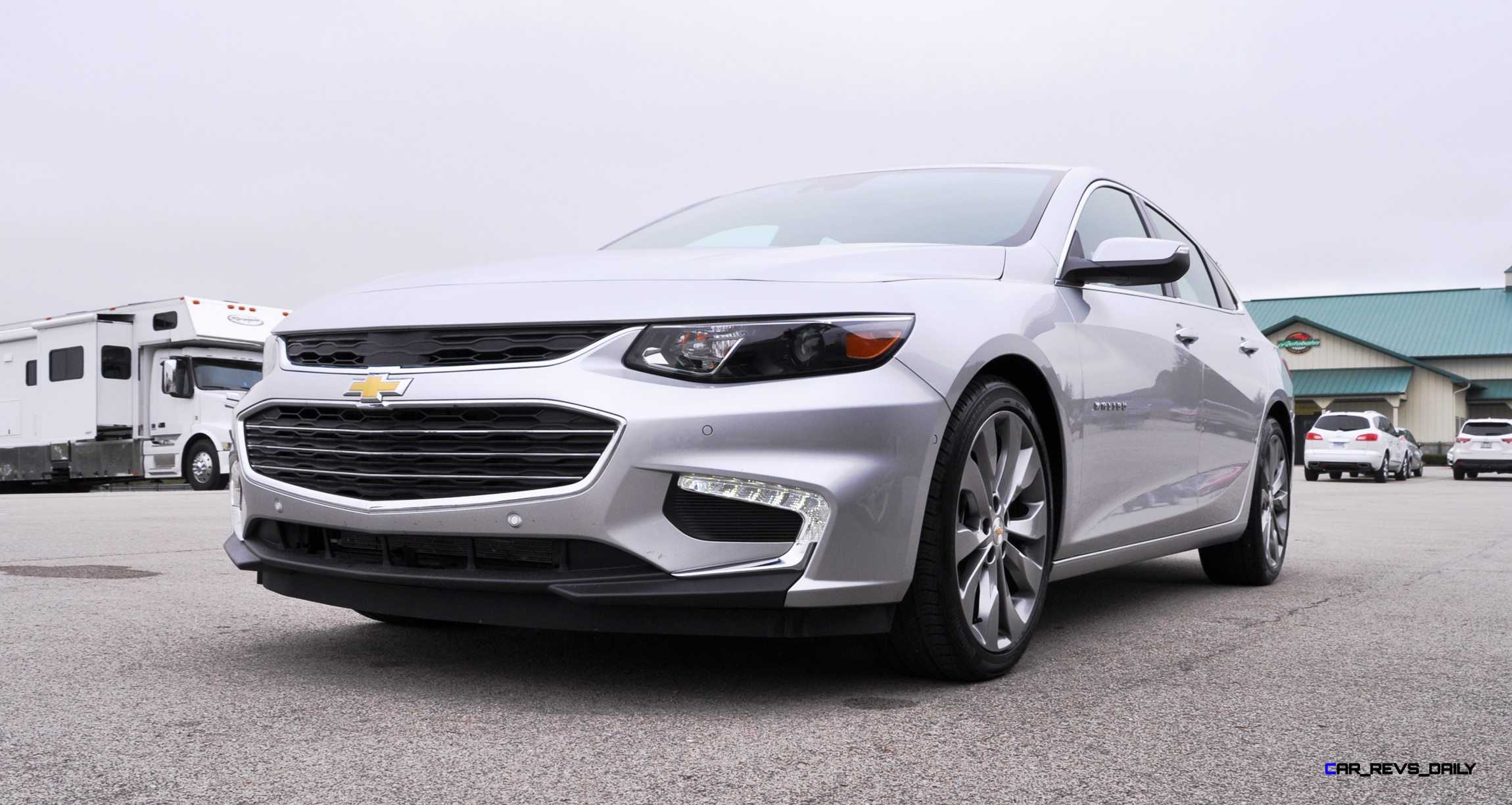 Elegant 2016 Chevrolet MALIBU 20T  Preproduction First Look Inside And