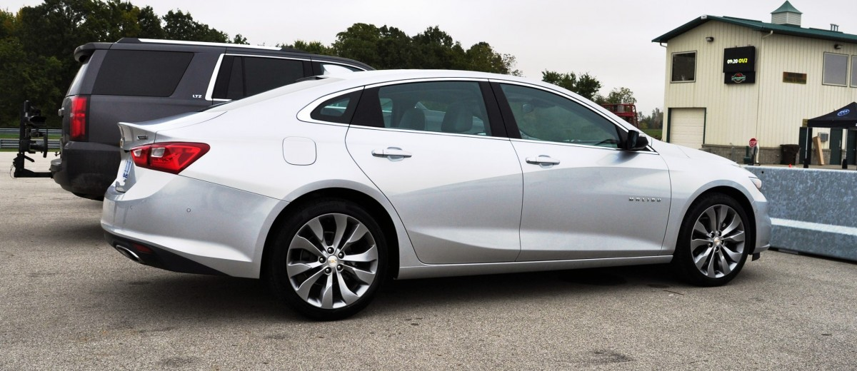 Awesome 2016 Chevrolet MALIBU 20T