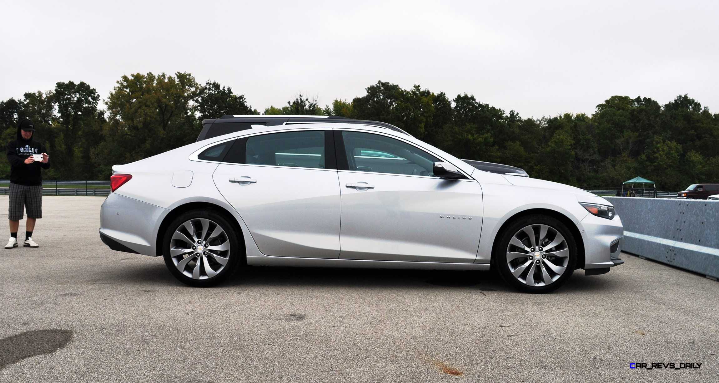 Beautiful 2016 Chevrolet MALIBU 20T  Preproduction First Look Inside And