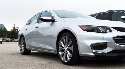 2016 Chevrolet MALIBU 2.0T Premier 9