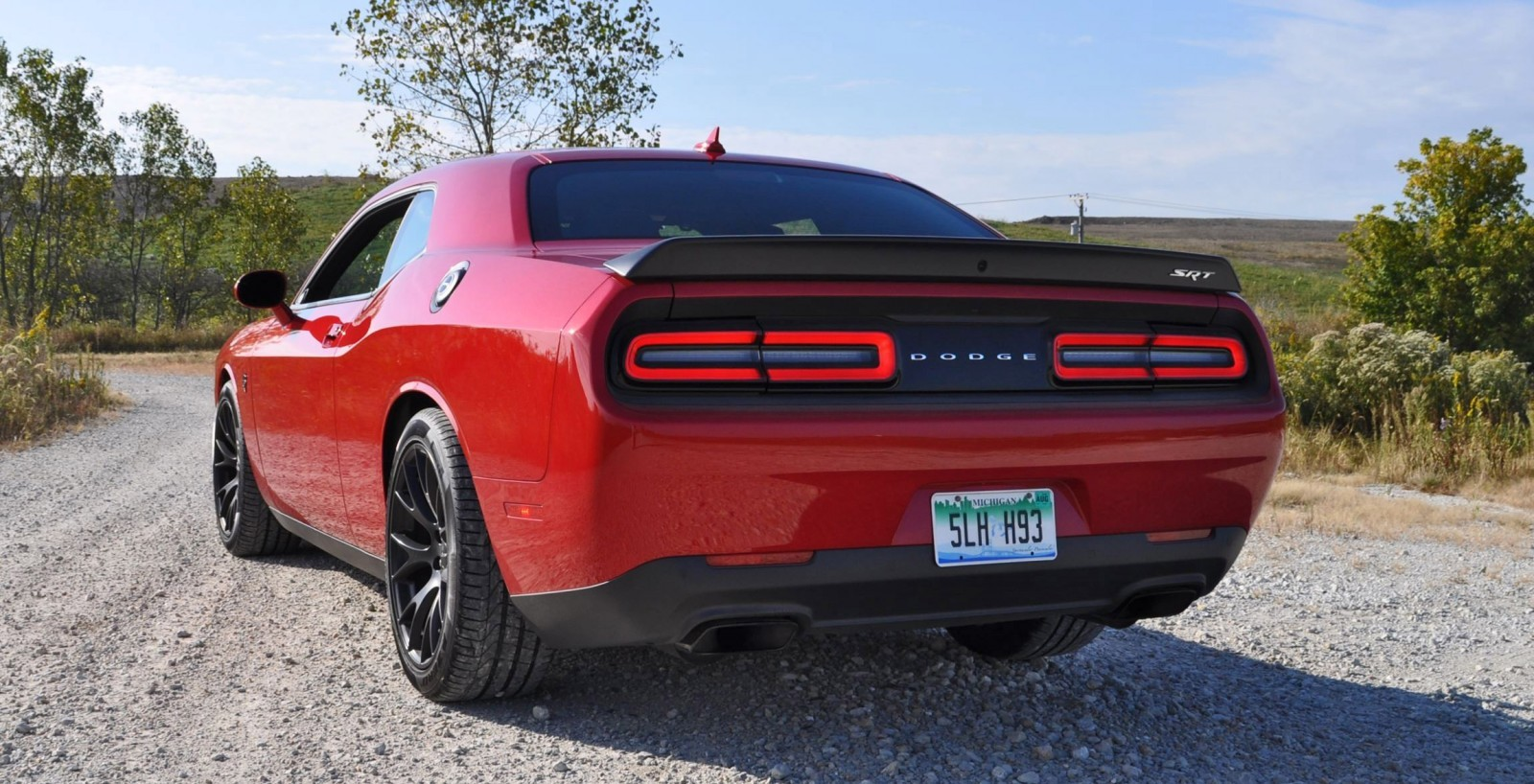 used dodge challenger srt hellcat rwd for sale from - HD1600×818