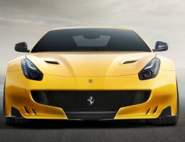 2016 Ferrari F12tdf Goes Hardcore – 220-MPH GTO Brings Power Bumps + Double F12's Aero Efficiency