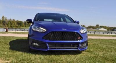 2016 Ford FOCUS ST Kona Blue 10