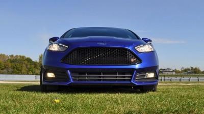 2016 Ford FOCUS ST Kona Blue 113