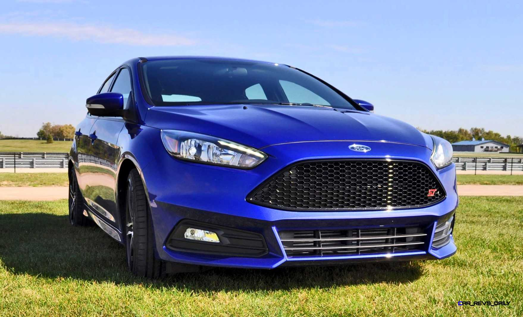 2016 ford focus st kona blue st1 flyaround in 120 pics hd video. Black Bedroom Furniture Sets. Home Design Ideas