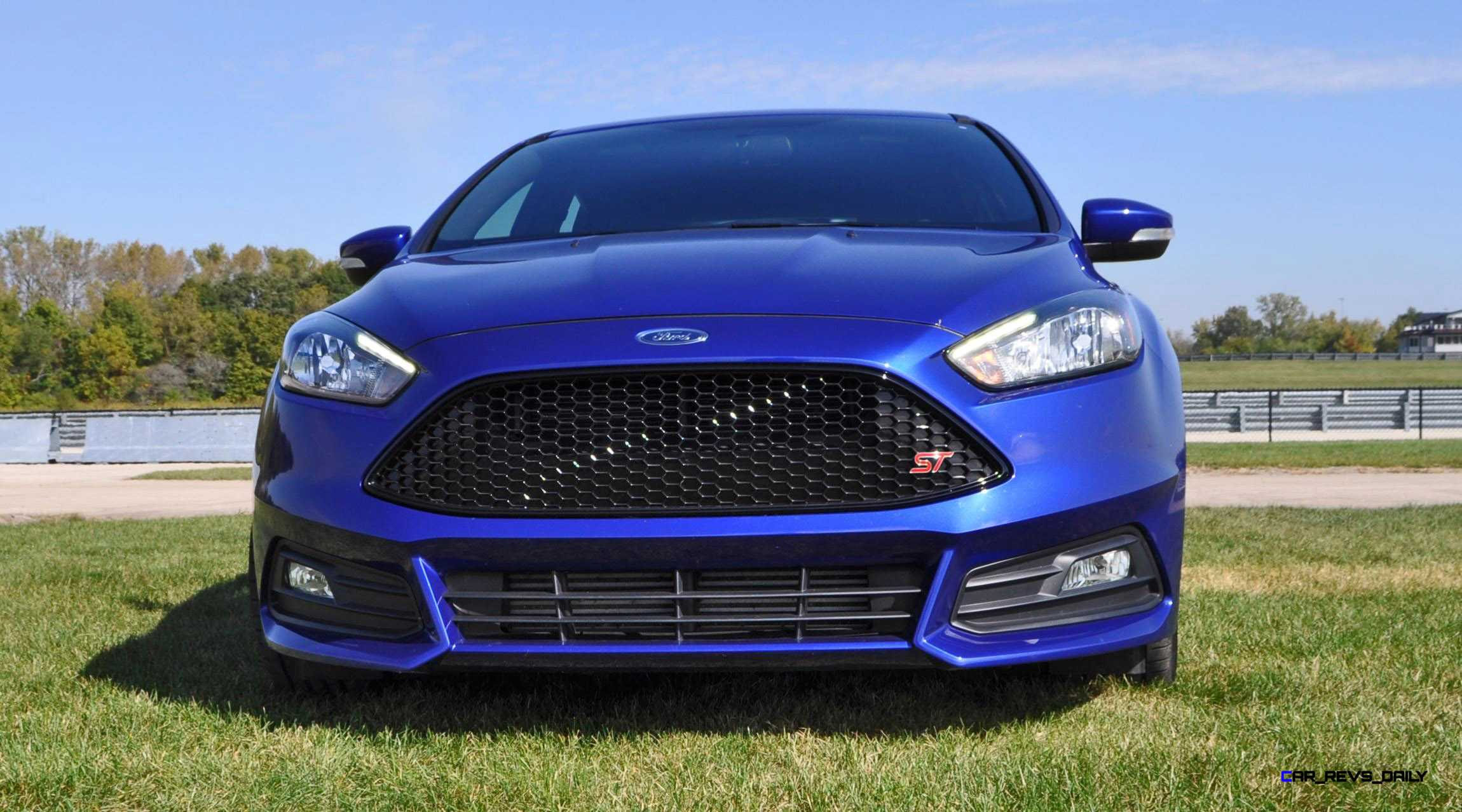 2016 ford focus st review with price autoweek. Black Bedroom Furniture Sets. Home Design Ideas