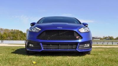 2016 Ford FOCUS ST Kona Blue 4