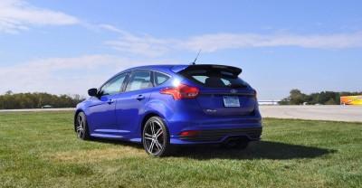 2016 Ford FOCUS ST Kona Blue 60